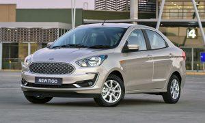 2018 Ford Figo sedan front