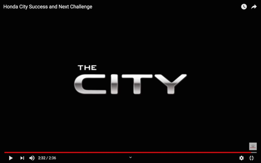 2020 Honda City teaser 25 November unveil Thailand