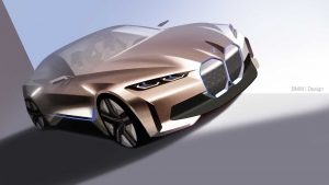 BMW i Design front