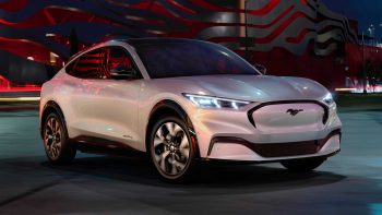 Ford Mustang Mach-E electric SUV still on the Indian radar