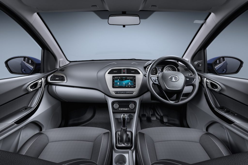 2018 Tata Tigor interior