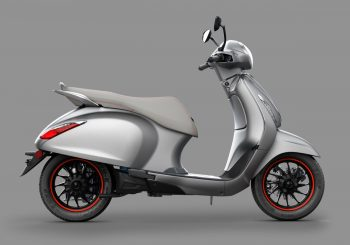 Bajaj to make Chetak electric scooter alongside Triumph bikes at a new plant