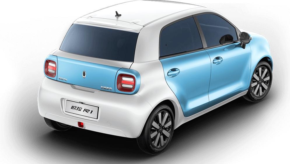 Great Wall Motors Ora R1 electric car rear