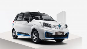 Haima Aishang 360 hatchback electric