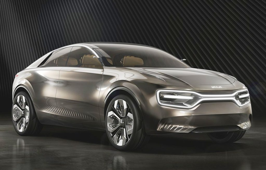 Kia Imagine EV Concept Front view
