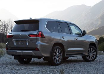 "Next-gen Lexus LX with V6 Hybrid to be an ""entirely different"" vehicle"