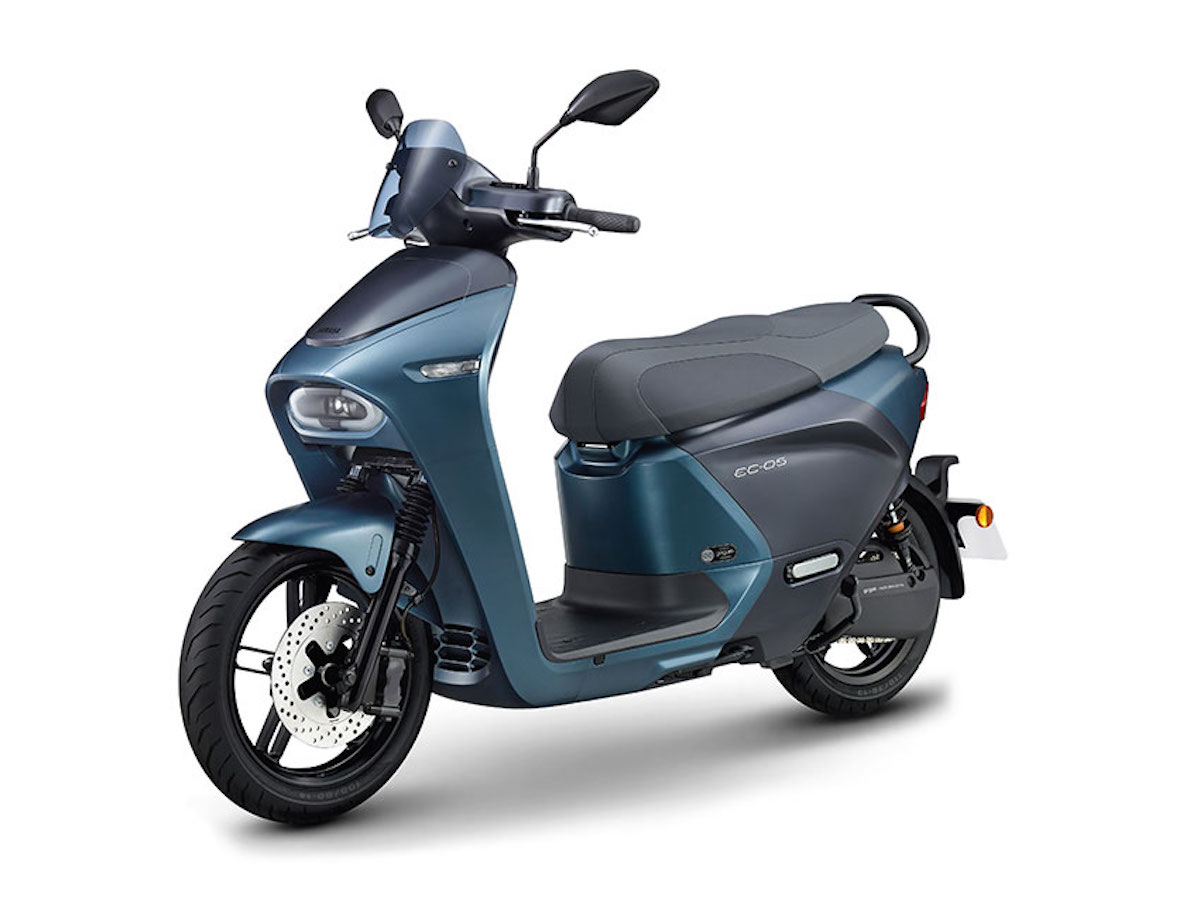 Yamaha EC-05 electric scooter