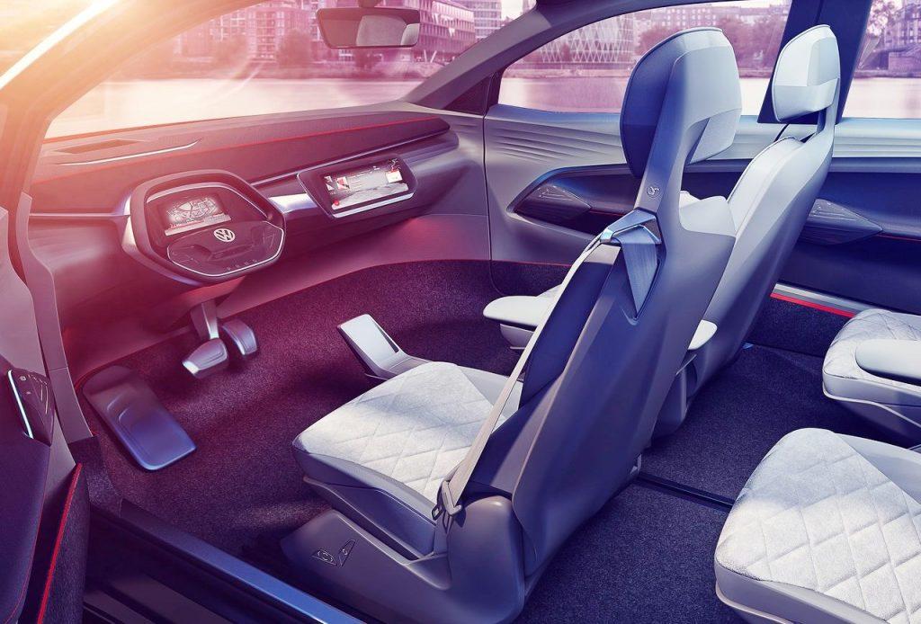 Volkswagen ID Crozz interior