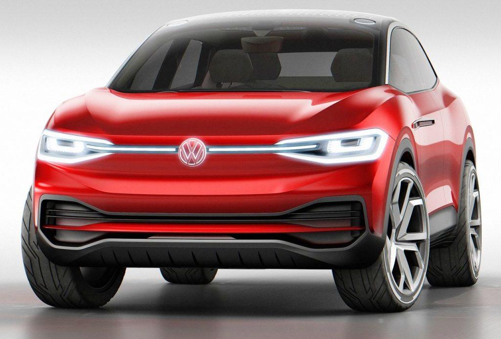 Volkswagen ID Crozz Front view