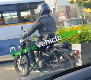 All-new Royal Enfield Classic 350 testing (1)