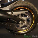 Ather 450X rear wheel