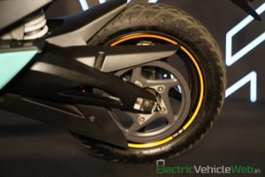 Ather 450X rear wheel