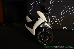 Ather 450X Launch Event front white