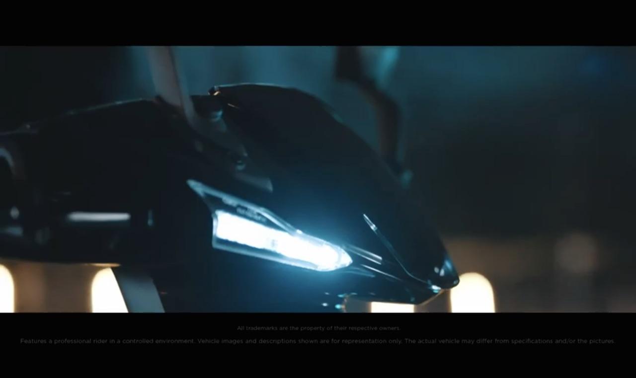 Ather 450X dark theme teased