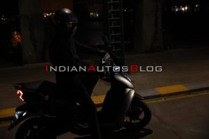 Ather 450x Spied before launch 01