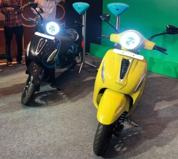 Bajaj Chetak electric scooter to launch in 30 new cities by March 2022