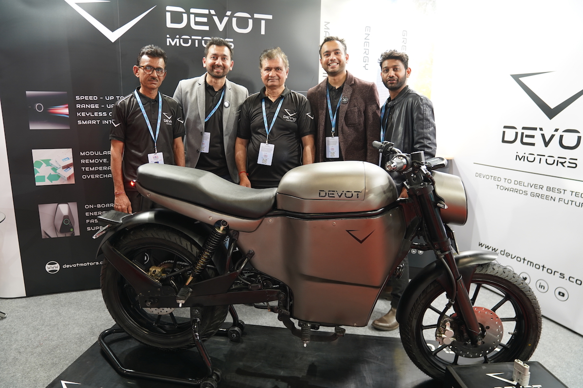 Devot Motorcycle team