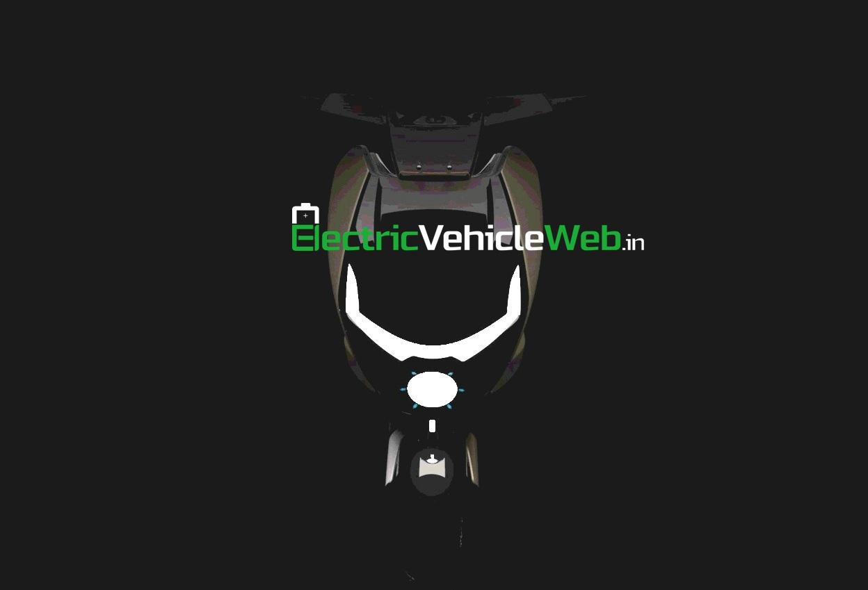 Everve Motors e-scooter teaser 2