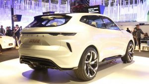 Haval vision2025 concept rear Youtube screenshot