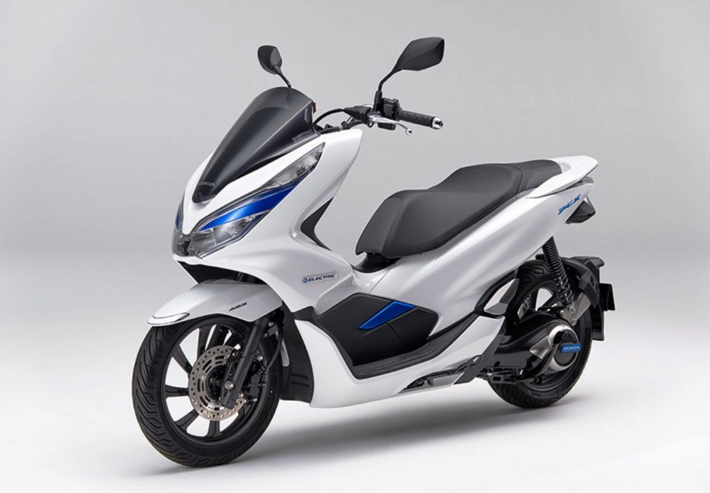 Honda PCX electric scooter
