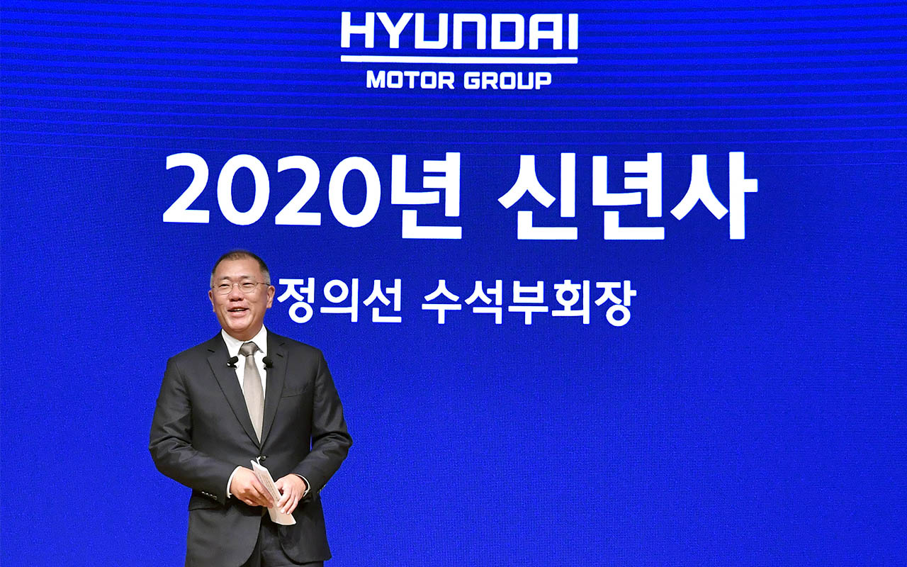 Hyundai Motor Group EV Plan 2020 01
