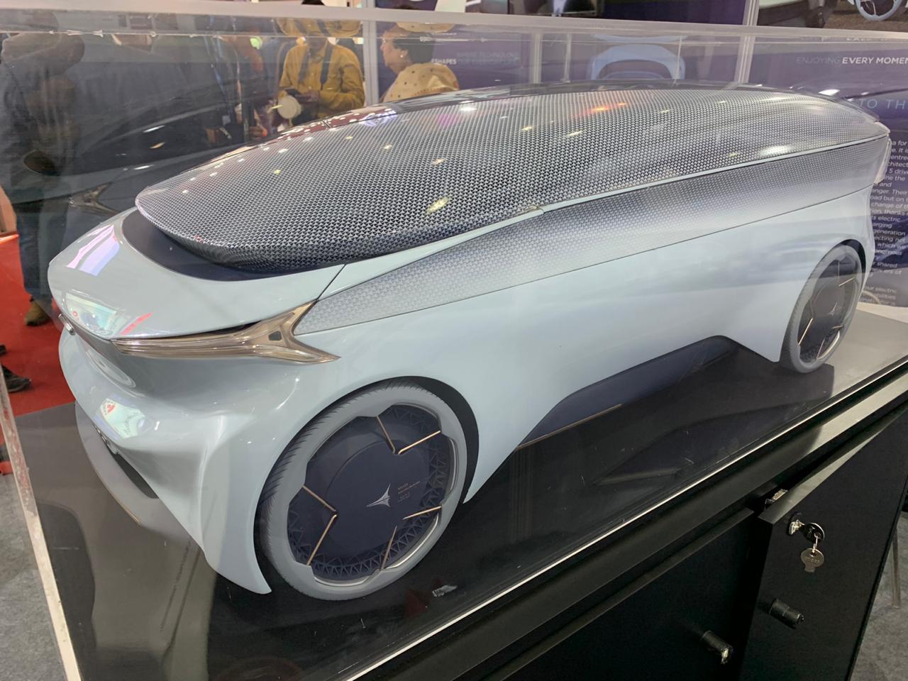 Icona Nucleus - Auto Expo 2020 Live (2)