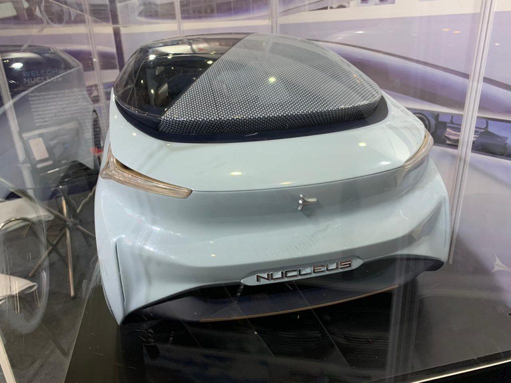Icona Nucleus - Auto Expo 2020 Live (3)