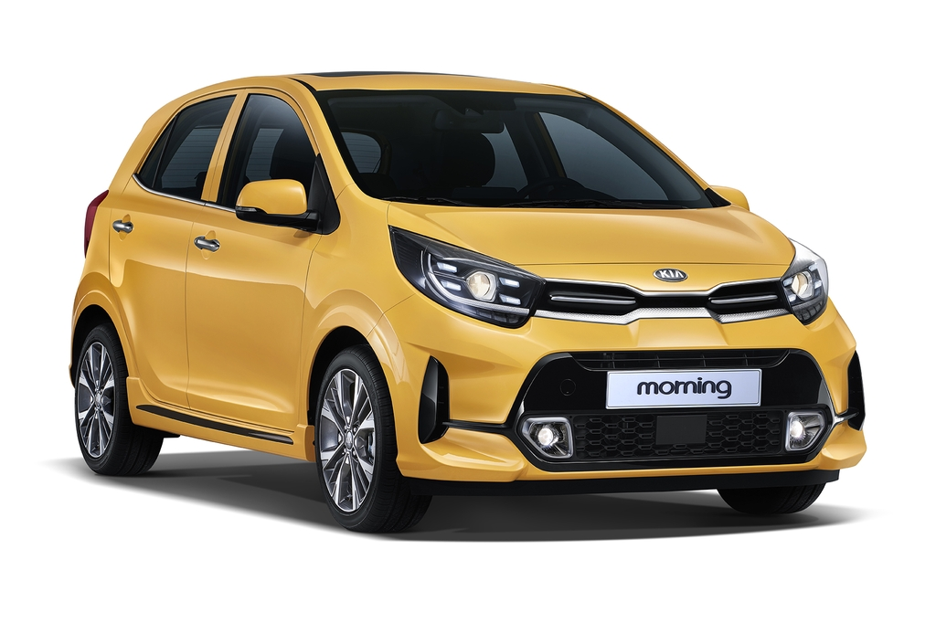 Kia Morning Picanto 2020 front view