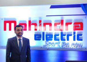 Mahesh Babu_CEO_Mahindra Electric