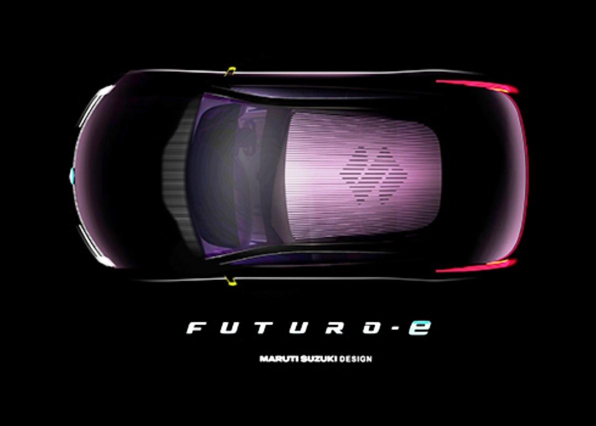 Maruti Suzuki Futuro E Second Teaser
