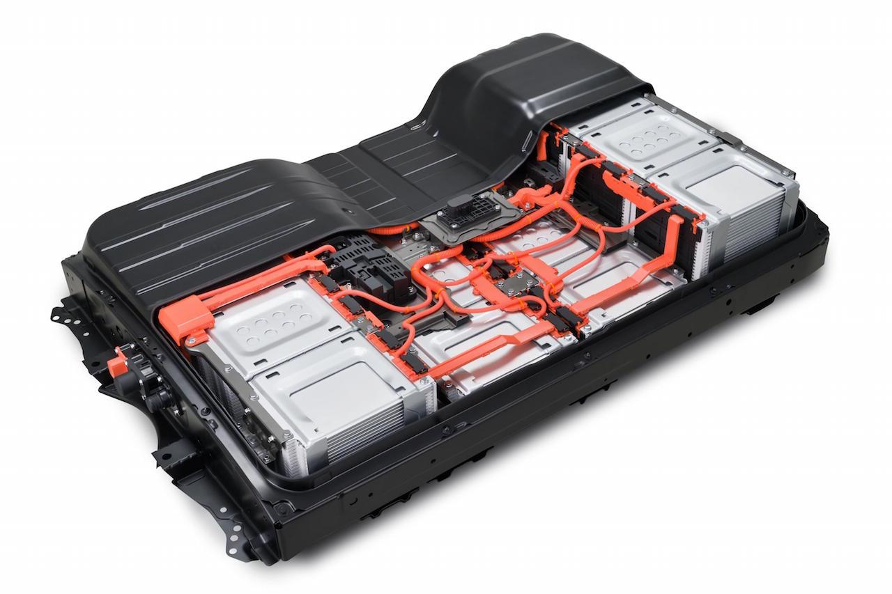 Nissan Leaf Li-Ion battery pack