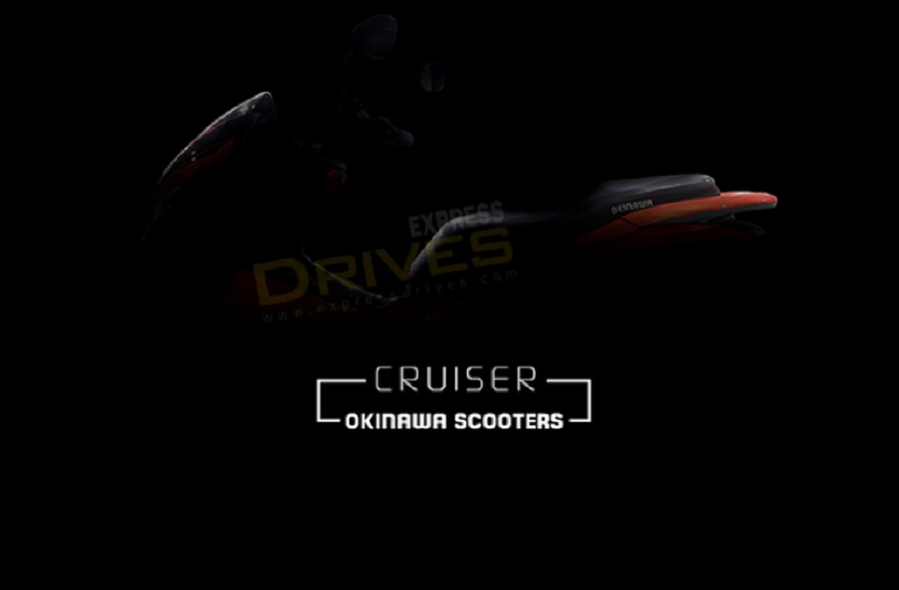 Okinawa Cruiser maxi electric scooter teaser