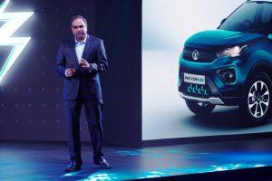 Shailesh Chandra, President, Electric Mobility Business Unit, Tata Motors
