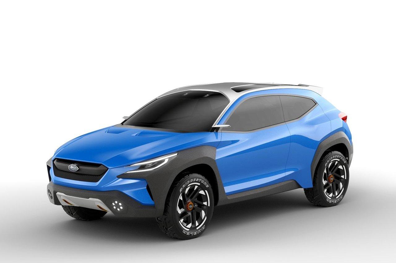 Subaru electric car (Evoltis) enters production in 4 - Report