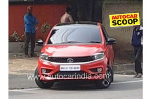 Tata Tiago Facelift