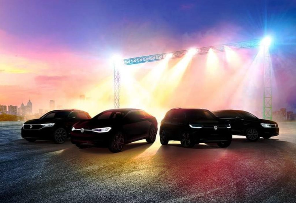 Volkswagen Auto Expo 2020 Teaser