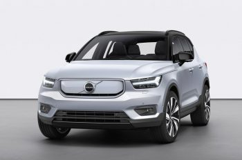 Volvo XC40 electric (Recharge) coming to India in 2nd half of 2021