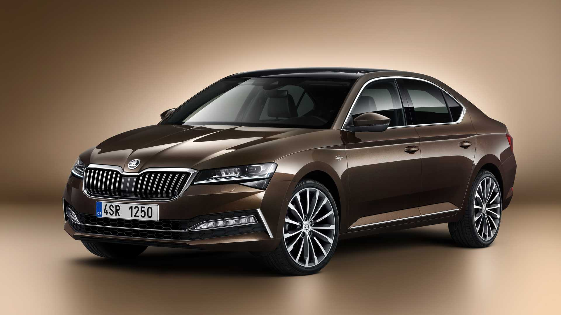 "Next-gen Skoda Superb gets ""everything and more"""