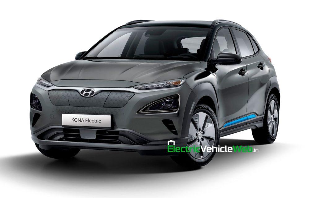 2021 Hyundai Kona Electric facelift 2021 Hyundai Kauai EV 코나 일렉트릭