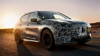 Production BMW iNEXT to debut as BMW iX on 11 November