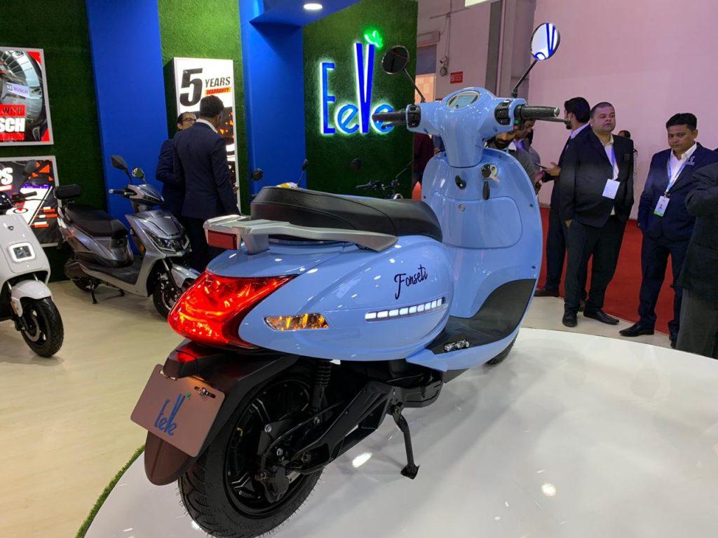 EeVe Forseti rear view 1 - Auto expo 2020