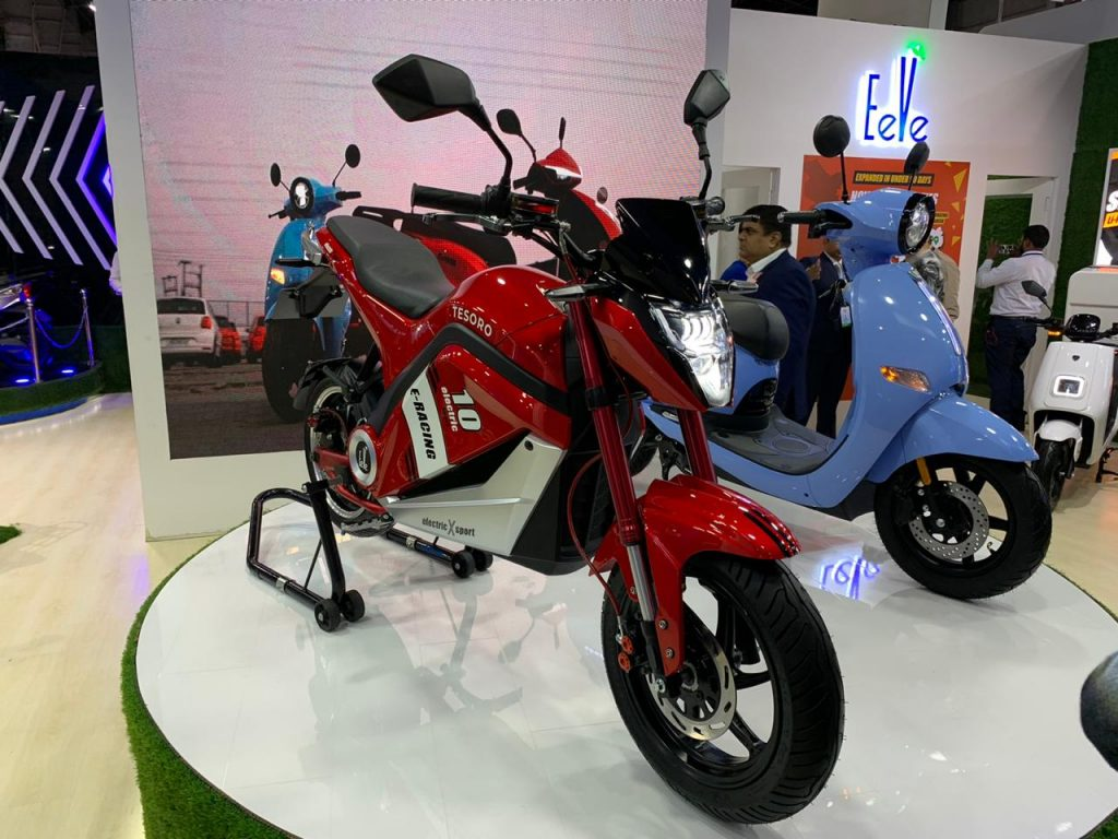 EeVe Tesoro electric bike