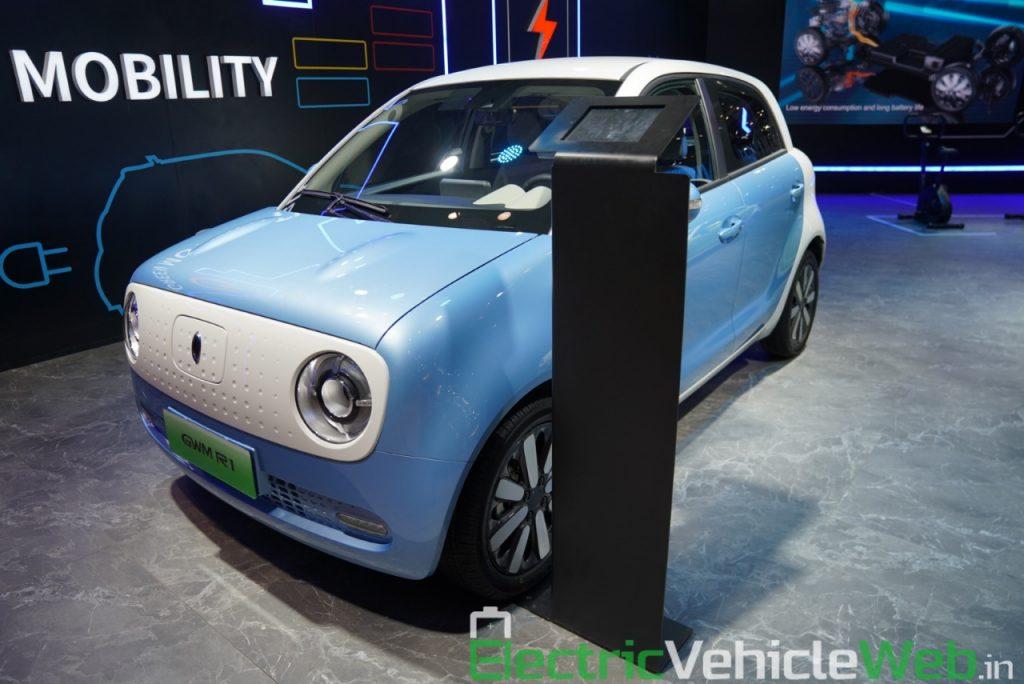 GWM Ora R1 Electric - Auto Expo 2020