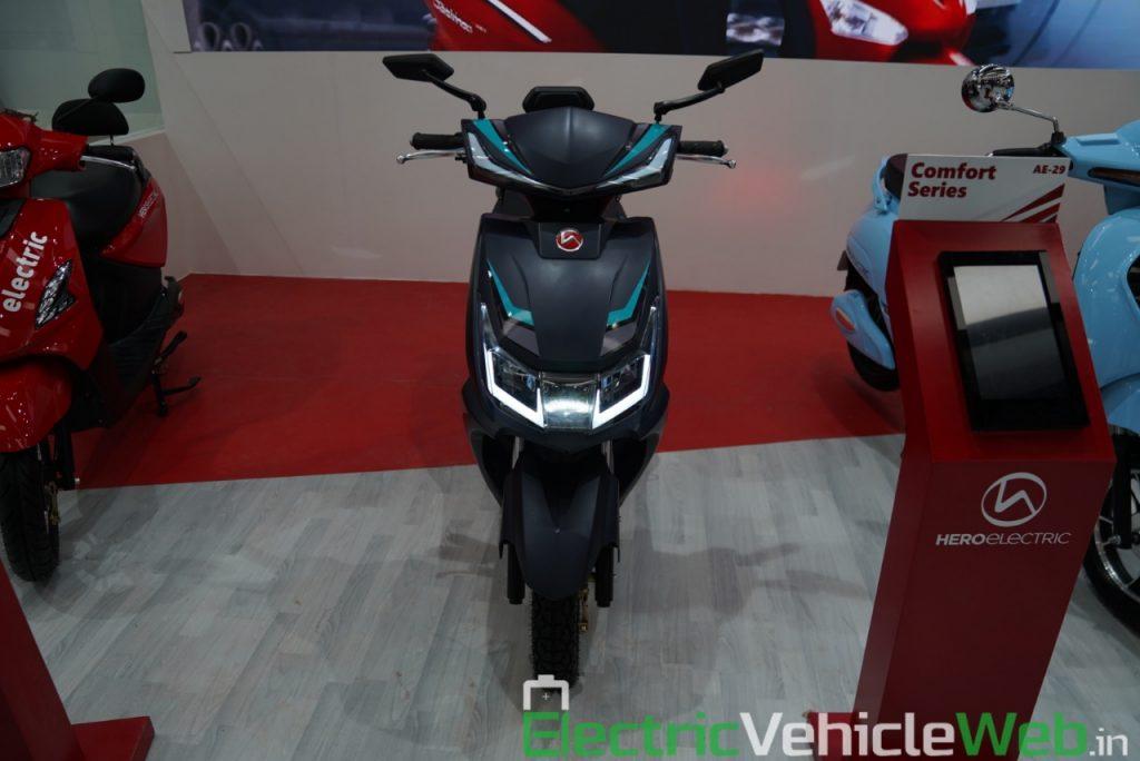Hero Electric AE-29 - Auto Expo 2020 (2)