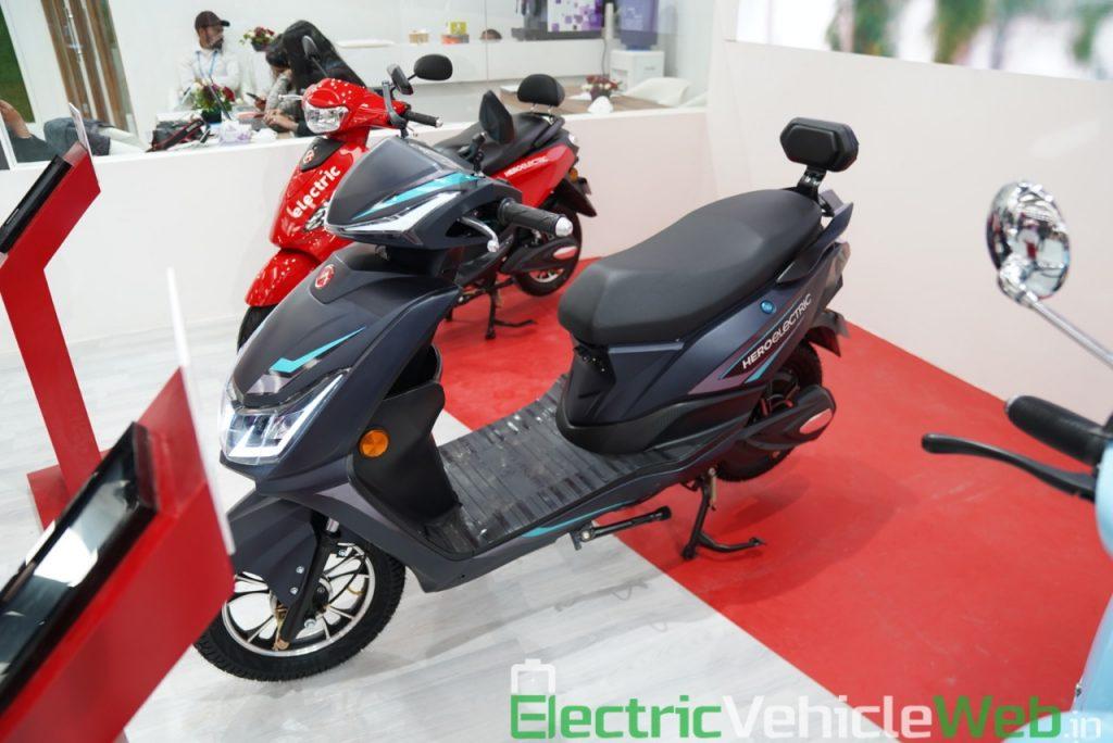 Hero Electric AE-29 - Auto Expo 2020 (3)