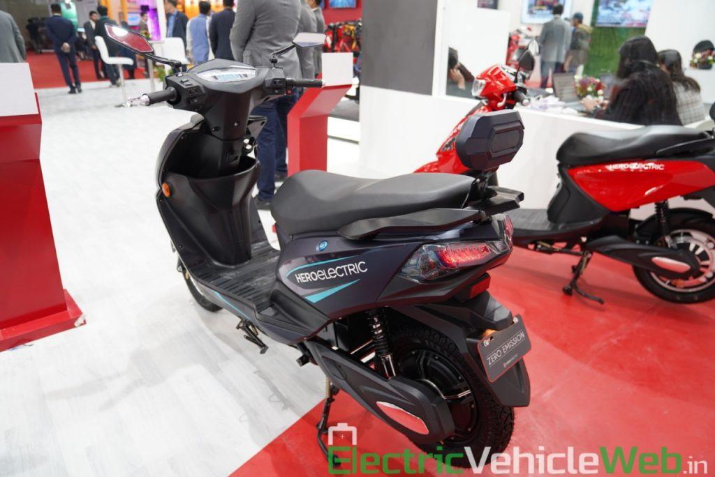 Hero Electric AE-29 - Auto Expo 2020 (5)