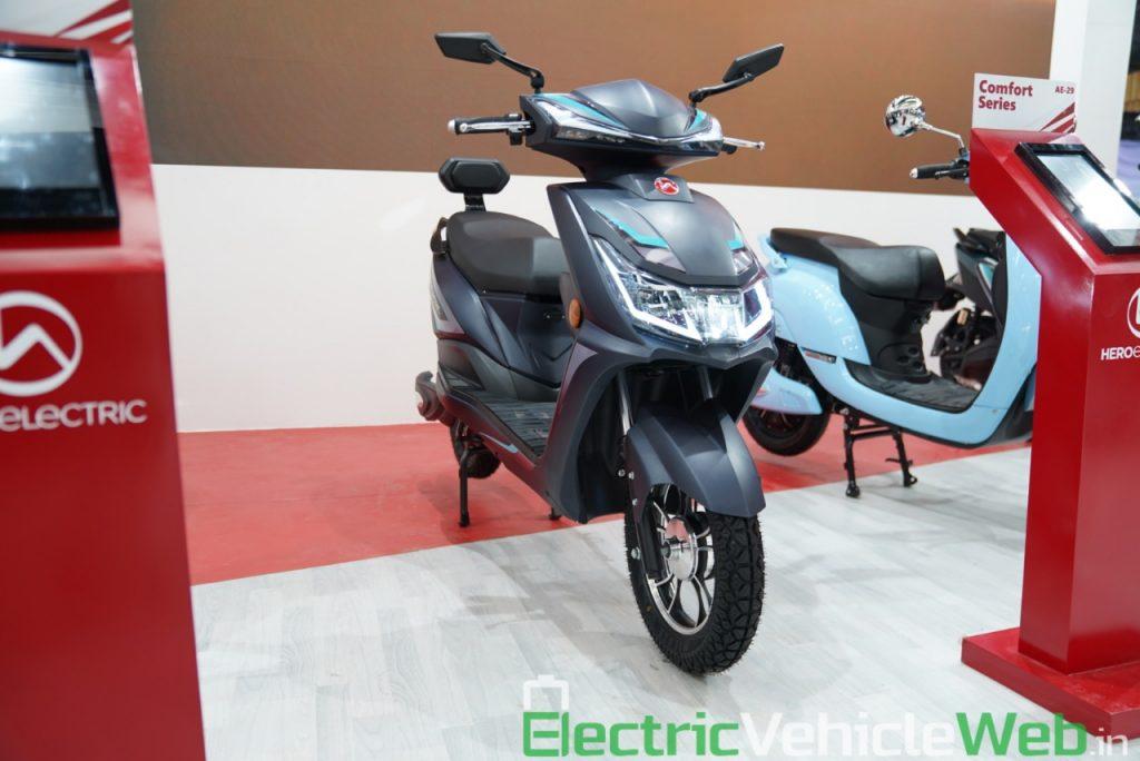 Hero Electric AE-29 - Auto Expo 2020 (7)