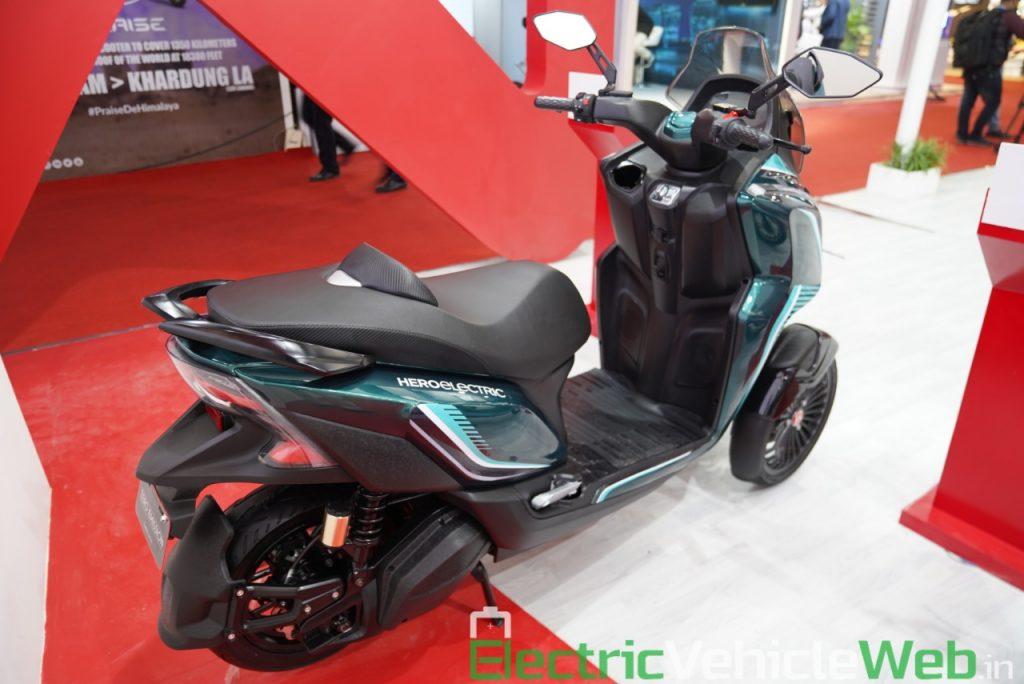Hero Electric AE-3 Trike - Auto Expo 2020 (1)