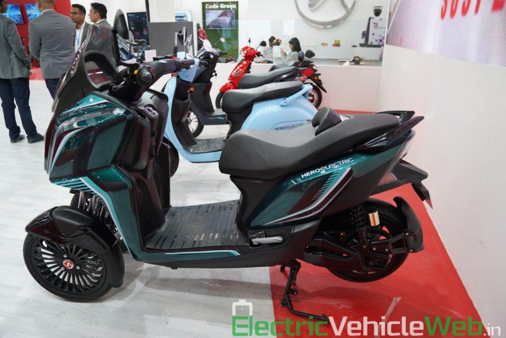 Hero Electric AE-3 Trike - Auto Expo 2020 (3)