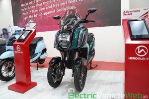 Hero Electric AE-3 Trike - Auto Expo 2020 (6)